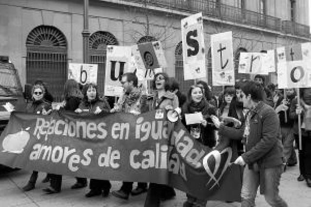 Las mujeres reivindican sus derechos