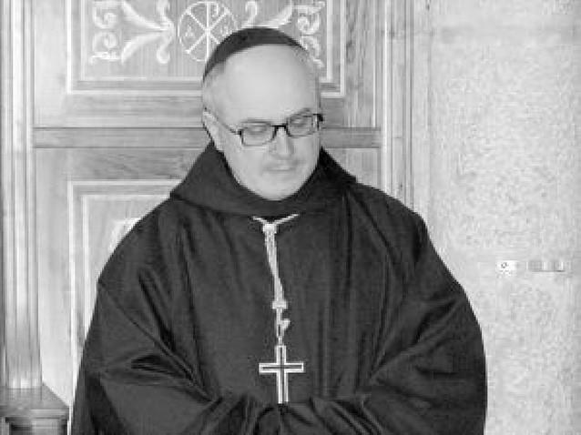 El pamplonés Juan Manuel Apesteguía, abad de Leyre