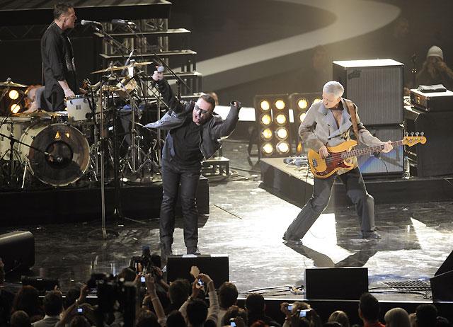 U2 lanzará su nueva gira en Barcelona el 30 de junio