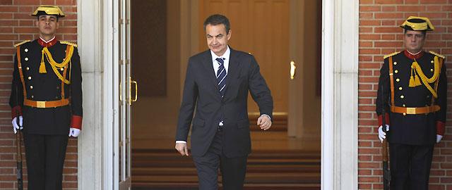Zapatero prefiere centrarse en los retos futuros antes de hablar de cambio de Gobierno