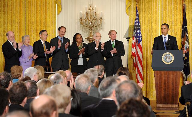 Obama levanta las restricciones a la investigación con células madre