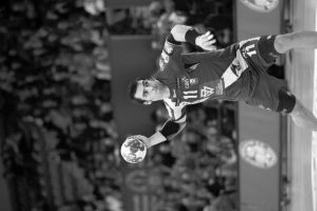 Ruesga, con tendinitis en el hombro, duda para la Copa