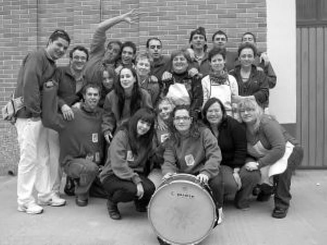 Días de celebración para los quintos de 1990 en Sartaguda