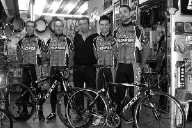 Ciclos Monreal, otro club en la ruta