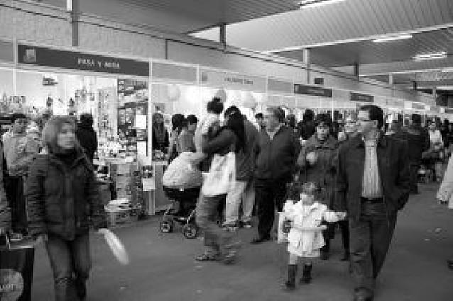 La III Feria del Stock se salda con 9.000 visitantes y más ventas que en 2008
