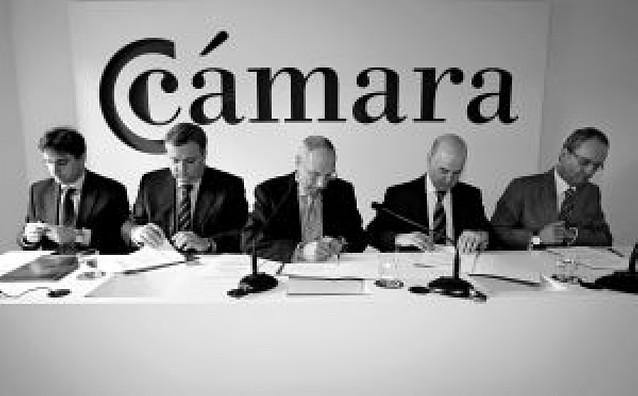 Firman un fondo de 40 millones de euros para pymes navarras