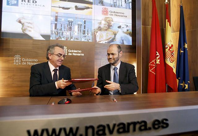 Navarra aumentará un 30% la producción de energía renovable para 2016