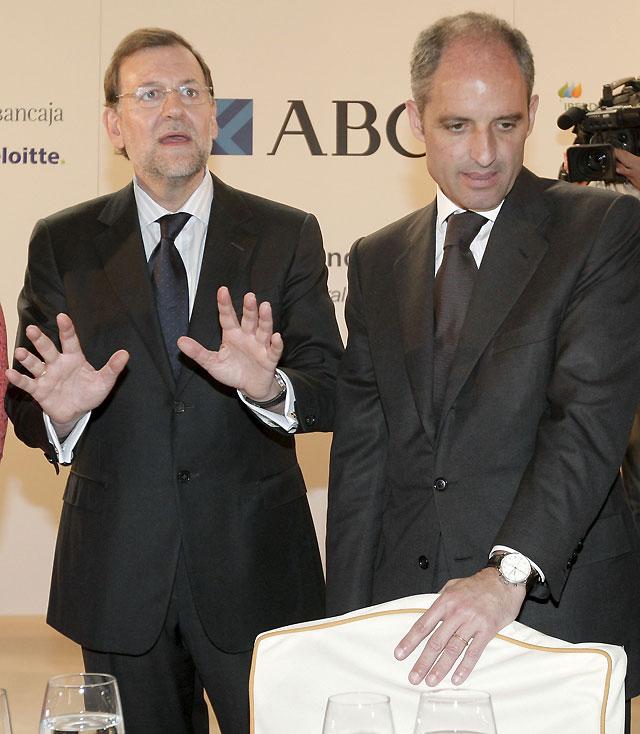 La dirección del PP respalda a Francisco Camps en Madrid