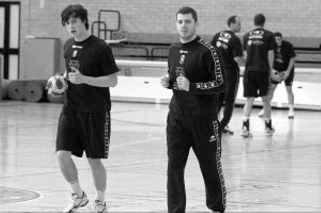 Urdiales y Nikolic, listos para la Copa