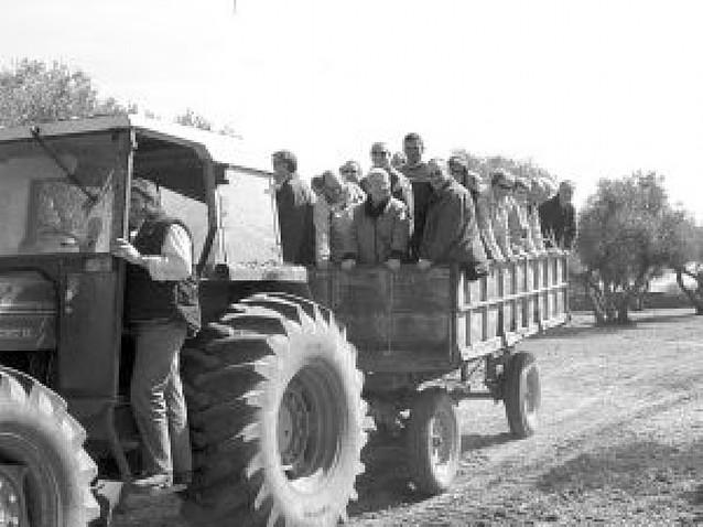 La afición taurina de Estella viaja a dos ganaderías de Toledo