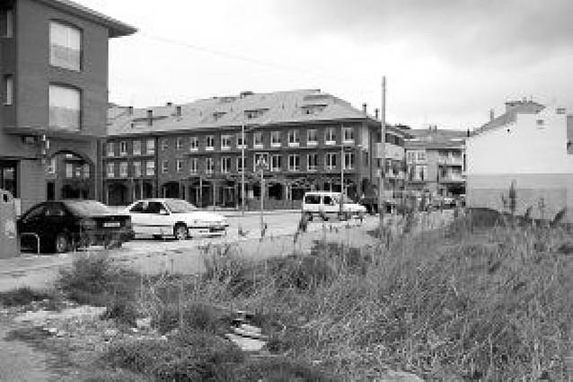 Andosilla construirá una nueva calle para mejorar el tráfico en el centro del municipio