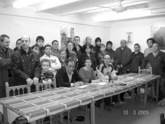 La asociación del aula de gaita de Estella critica el reparto de las actuaciones