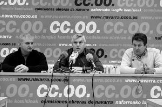 144 delegados eligen hoy en Baluarte la nueva dirección del Metal de CC OO