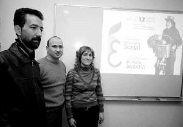 """Pamplona acoge un foro con expertos de varios países sobre el """"mercado social"""""""