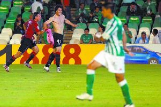 "El talismán de Sevilla: ""Tengo hambre de pisar el verde"""