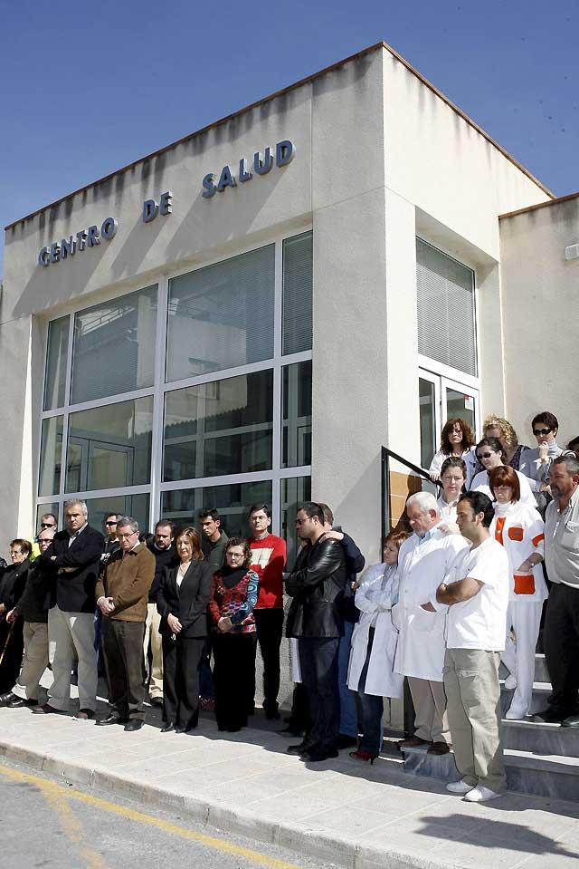 Un jubilado mata a una doctora de un centro de salud de Moratalla (Murcia)