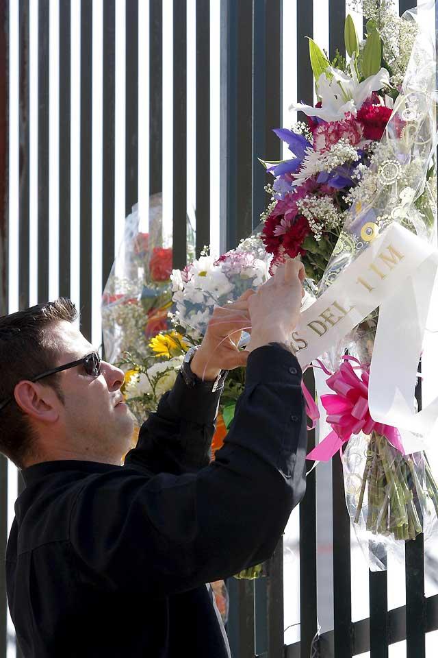 Las víctimas agradecen el apoyo de la sociedad y piden justicia sin venganza