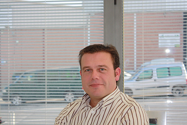 Alex Baquero, director general del grupo Inerzia, VI Premio Joven Empresario Navarro 2008