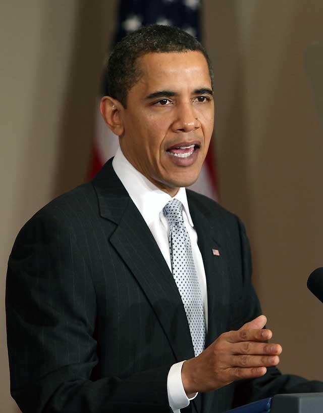 Obama pide a la comunidad internacional una acción concertada contra la crisis