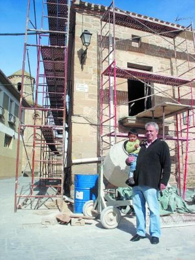 Torres del Río abrirá en primavera un segundo albergue con 50 plazas