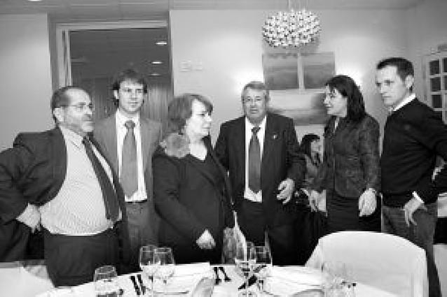 El tudelano Enrique Castel-Ruiz gana el premio a la mejor trayectoria empresarial de la Ribera