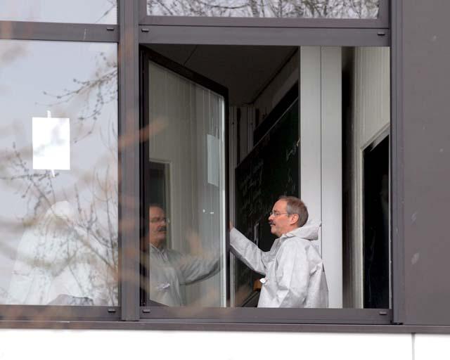 Un menor mata a tiros a 15 personas en su antiguo instituto al sur de Alemania