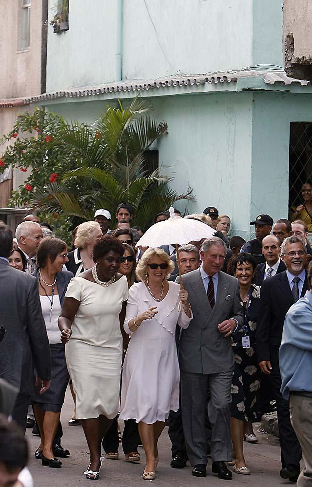 El príncipe Carlos propone pagar a los países emergentes por conservar sus bosques