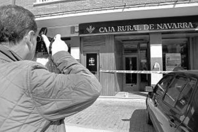 El índice de delincuencia de Tierra Estella se sitúa 6 puntos por debajo de Navarra