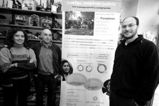 Intermon supera en Navarra los 2.200 socios y 47 voluntarios