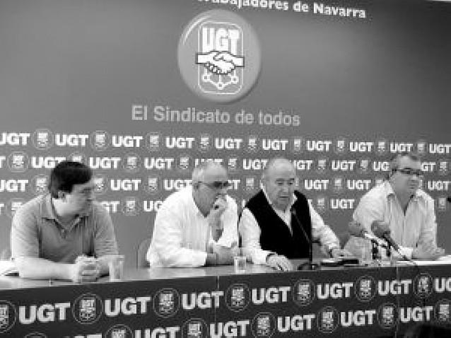 """UGT denuncia la campaña """"inmunda"""" que sufre tras el ERE de Koxka"""