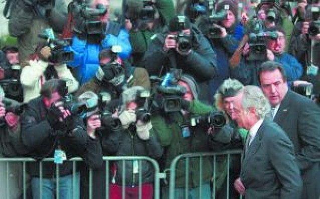 Bernard Madoff se declara culpable y acepta pasar el resto de sus días en prisión