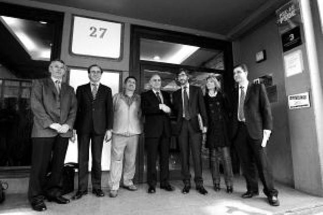 PSE y PP se comprometen a materializar el Gobierno del cambio en el País Vasco