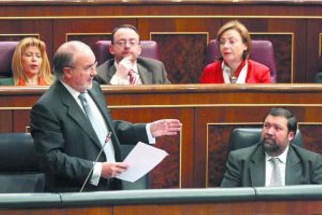 Sanz y Jiménez unen sus fuerzas para defender el TAV ante Madrid