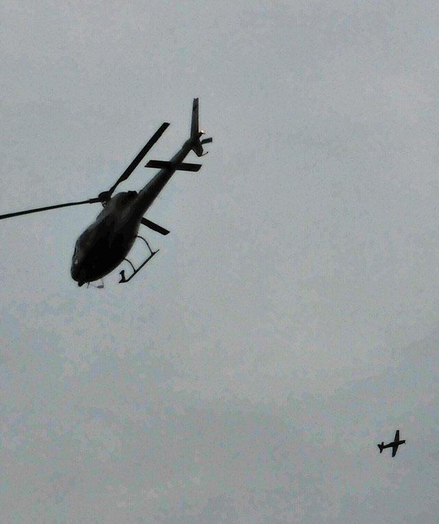 Un brasileño se estrella con una avioneta robada contra un centro comercial tras secuestrar a su hija