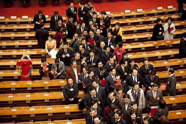 China aprueba el plan económico de 586.000 dólares contra la crisis