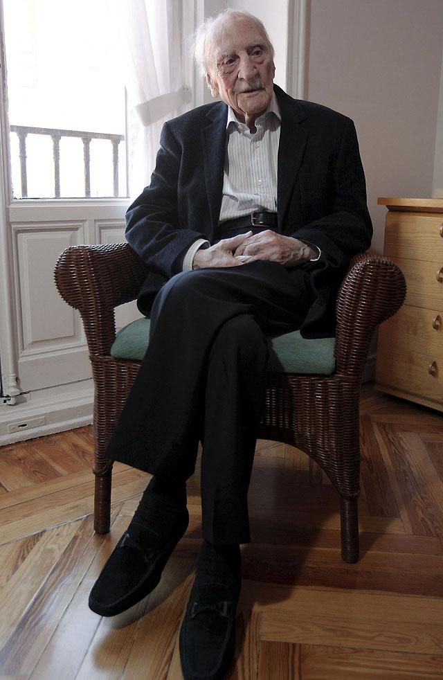 """Francisco Ayala: """"Quiero estar en el mundo de hoy, no en el de hace 50 años"""""""
