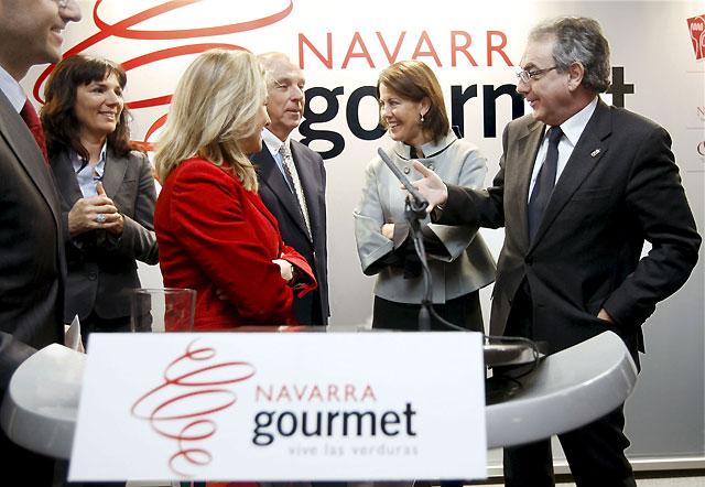 """""""Navarra Gourmet"""" será el mayor evento gastronómico de la historia de la Comunidad foral"""