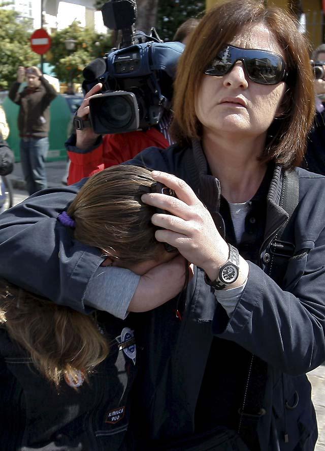 La novia de Miguel ratifica ante el juez que éste le confesó el crimen de Marta del Castillo