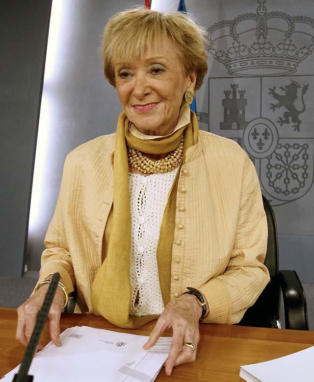 De la Vega dice que Zapatero confirmó a Urkullu que es el PSE quien decide