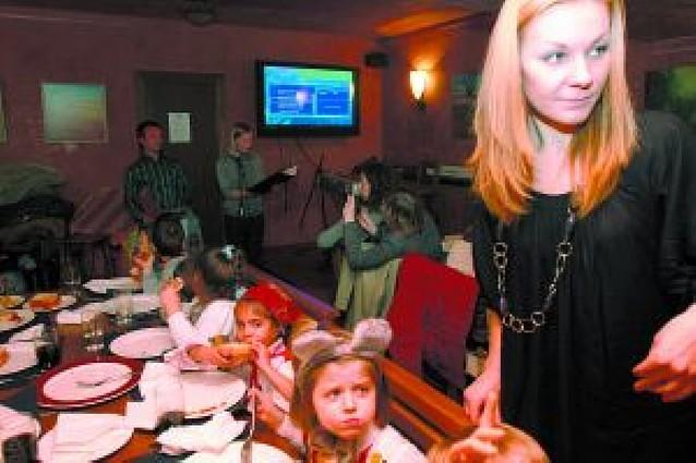 La mujer eslava celebra su día
