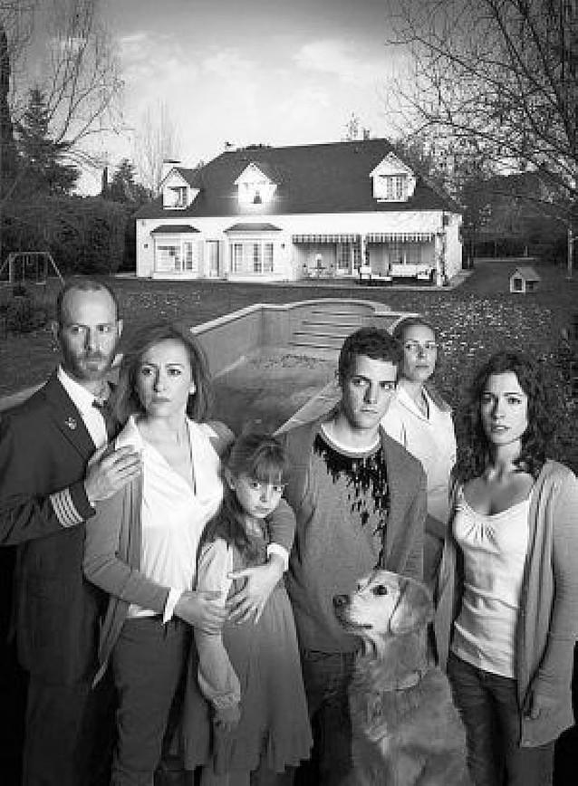 Cuatro estrena el lunes una serie de terror psicológico