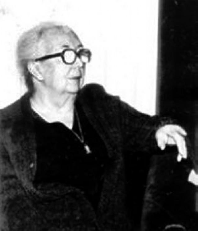 Joaquina Eguaras, más allá de las lindes