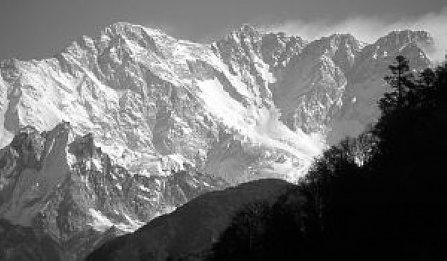 Patxi Goñi regresa al Kangchenjunga