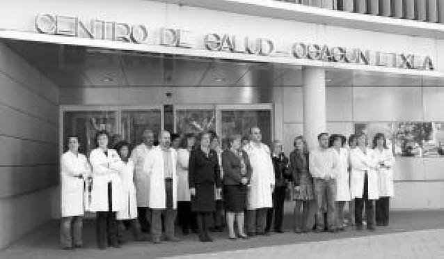 Los facultativos navarros condenan el asesinato de la médico de Murcia