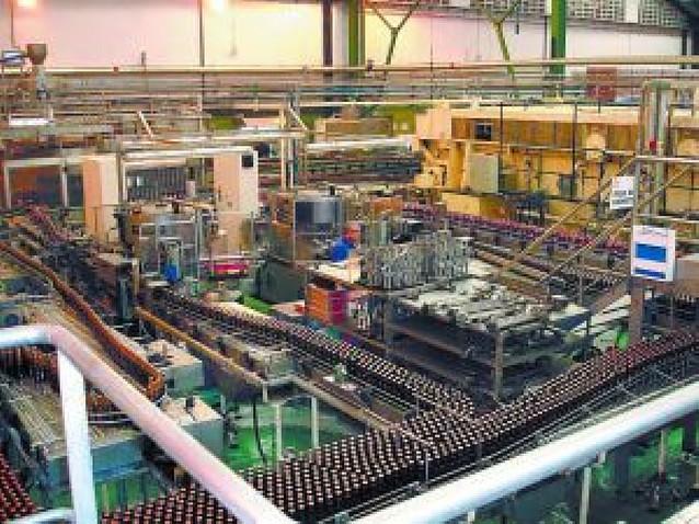 Heineken clausurará la producción a finales de mes en la factoría de Arano