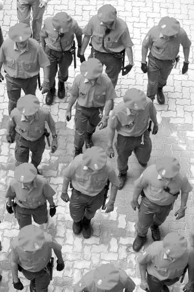 Todos los sindicatos de la Policía Foral vuelven a pedir la destitución de su jefe