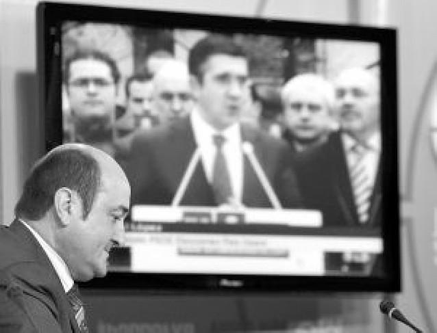 "El PSE asegura que Patxi López ya tiene los votos para ser ""lehendakari"""