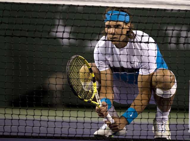 Anabel Medina y Óscar Hernández caen eliminados en Indian Wells