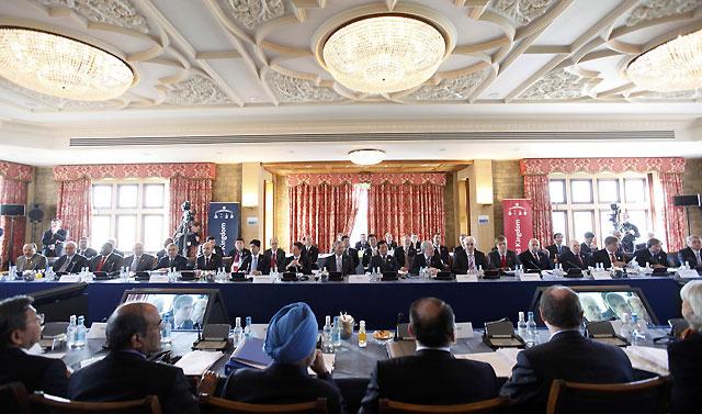El G-20, dispuesto a tomar las medidas necesarias para relanzar la economía