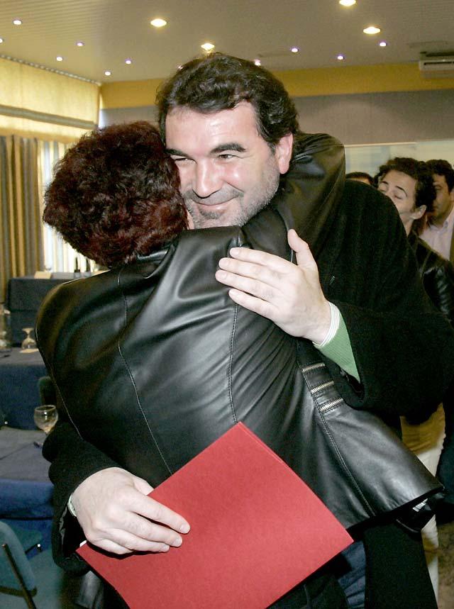 Anxo Quintana y la ejecutiva del BNG presentan su dimisión